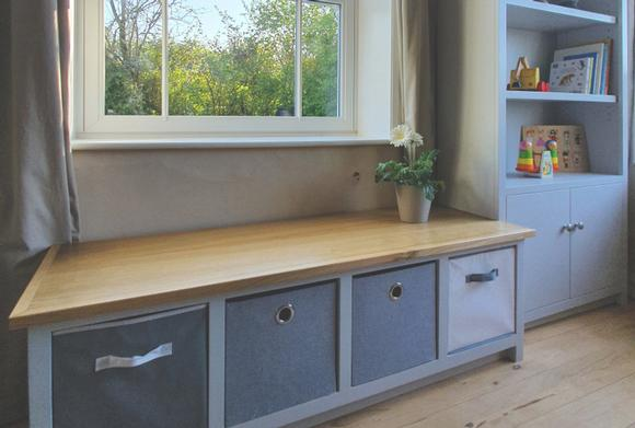 Freestanding Bespoke Furniture in Norfolk